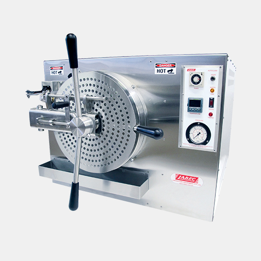 Autoclave (up to +135ºC) – Bench Model