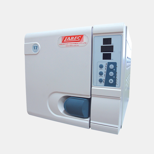 Autoclave – Bench Models B&S Class