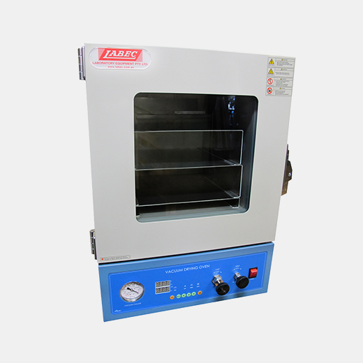 Digital Vacuum Ovens (up to +200ºC ±1ºC)