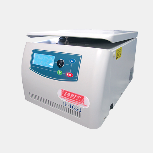 High-Speed Centrifuge – Tabletop (1600-1850 Series)