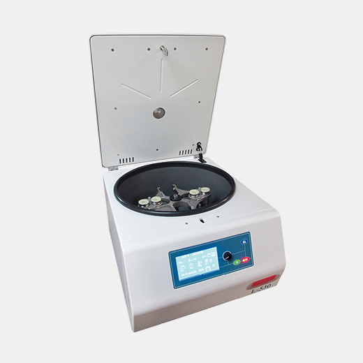 Low-Speed Centrifuge – Tabletop (500 Series)