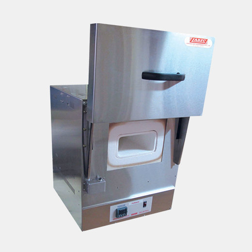 Muffle Furnaces – Safety Door (up to +1200ºC)