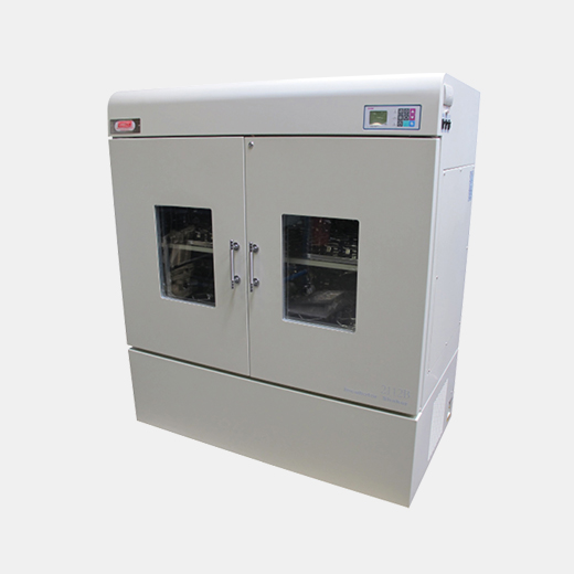 Shaking Incubator – Two Level (Up to +60ºC)