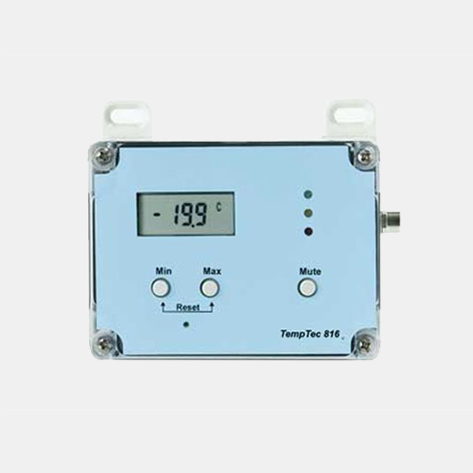 Temp-Tec 816 Data Logger