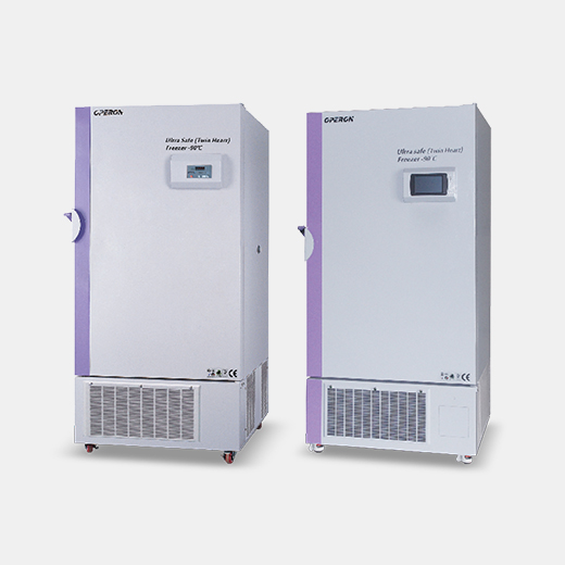 Ultra Low Temp. Upright Freezers (Ultra Safe – Twin Heart)