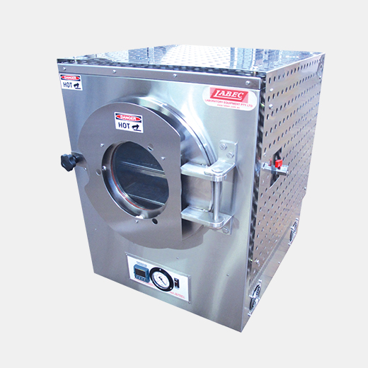 Vacuum Drying Ovens (up to +400ºC)