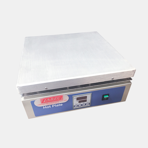 Hot Plates – Aluminium & Heavy Acid (Up to +350ºC)