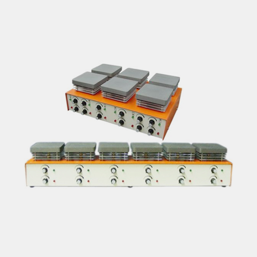 Multi-Position Hot Plate Stirrers (Up to +300ºC)
