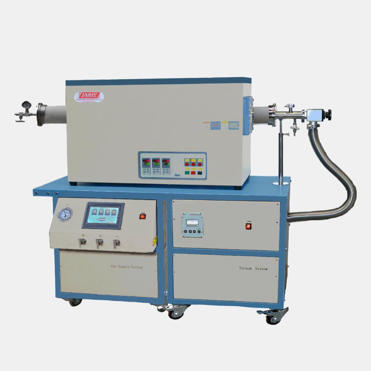 CVD Furnace (+1400ºC to +1700ºC)