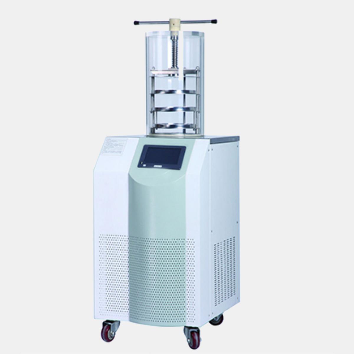 Freeze Dryer – Lab Series (Vertical type)