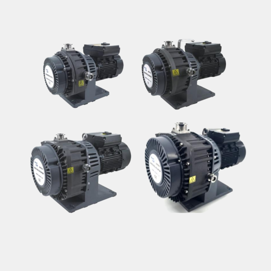 Dry Scroll Vacuum Pumps