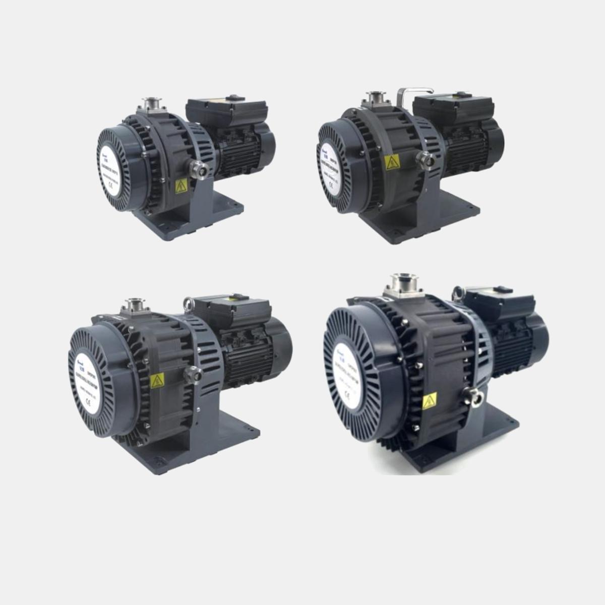 Dry Scroll Vacuum Pumps