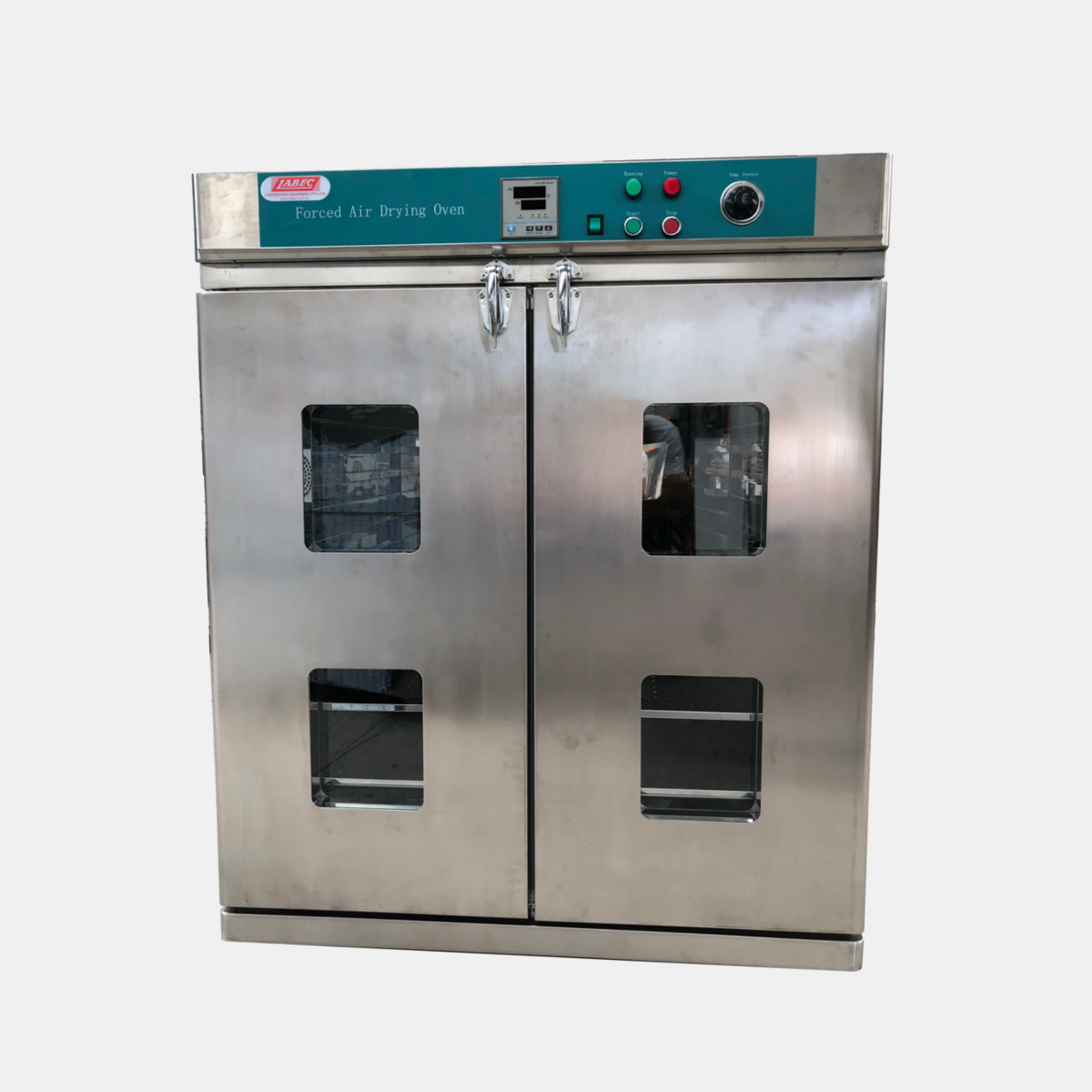 Large Capacity Drying Ovens – Fan Forced (up to +250ºC)